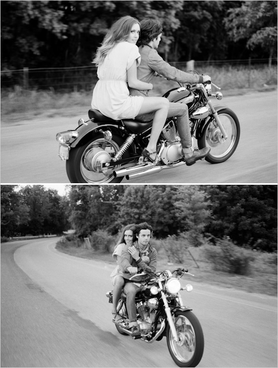 As a no-biker girl, how do date a motorcycle man?