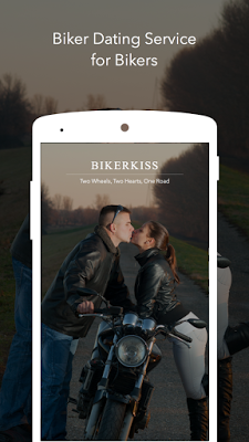 Biker Kiss Dating App