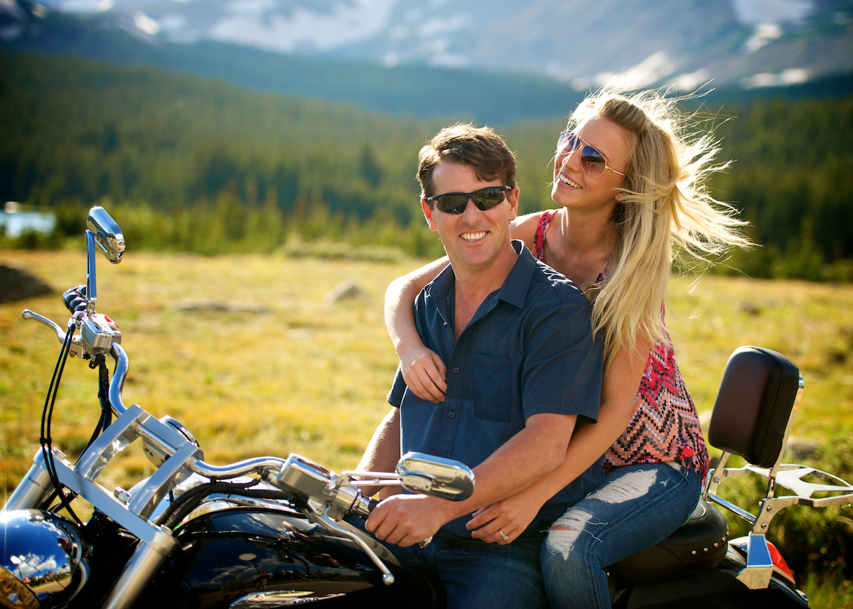 Bikers should know what to expect after the first date